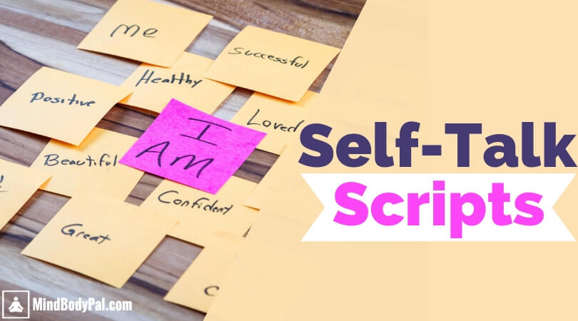 Self talk scripts