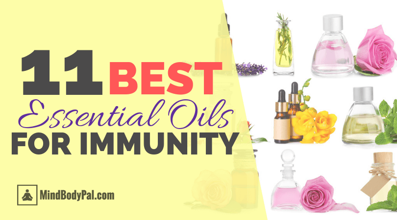 best essential oils for the immune system