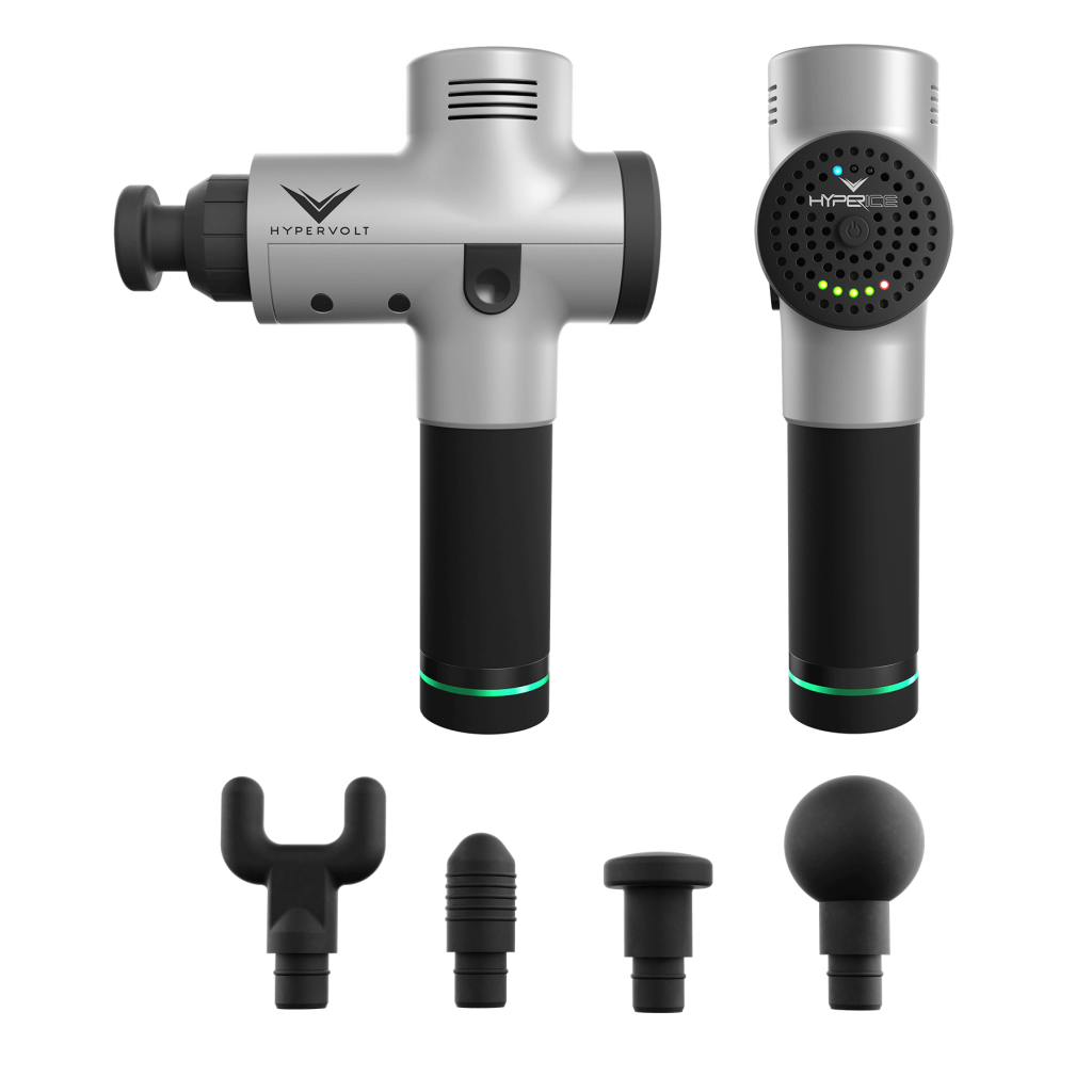 hypervolt hand device and all its attachments